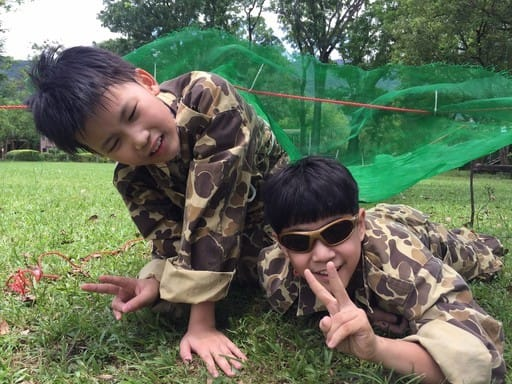看見孩子的成長 救國團野地探索暑期夏令營報名開跑