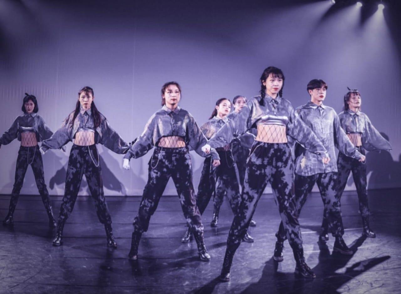 東南科大ES高中職街舞大賽放肆舞潮再現!