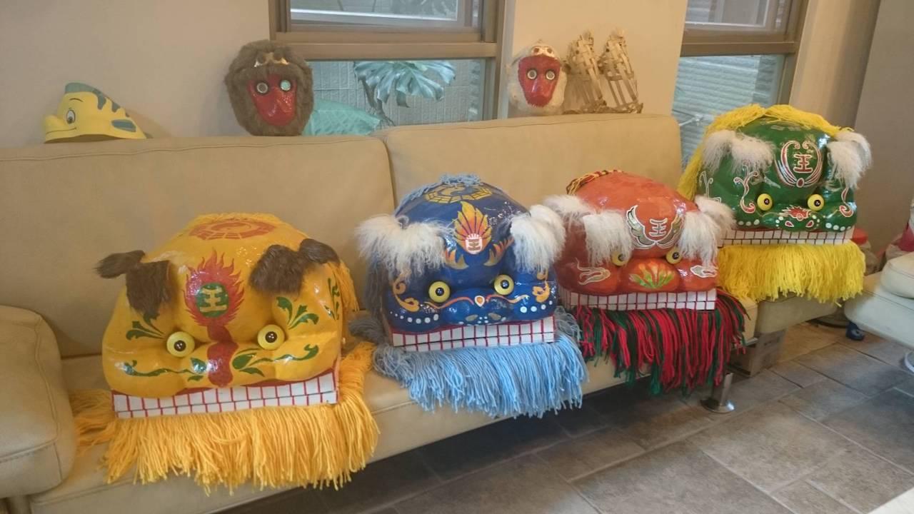 瑞龍傳藝文化協會向下扎根在地客家獅文化